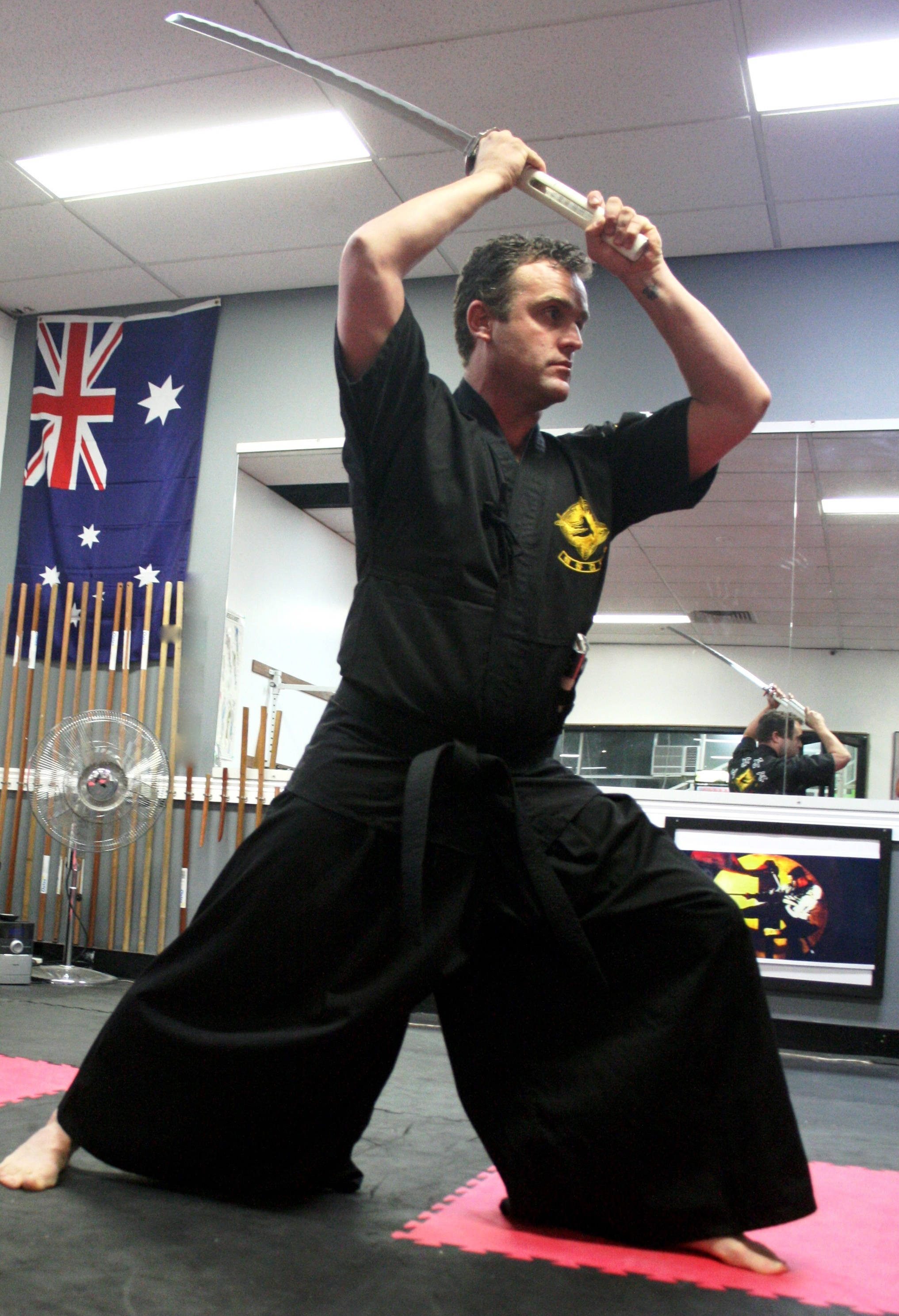 Korean Sword Classes - Results Personal Training Studio Weston Creek